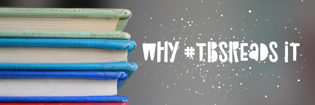 Why #TBSReads It